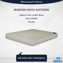 Nilkamal Mckenzie Ortho Mattress