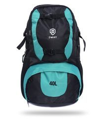 Black and Blue Colored Rucksacks