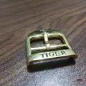 22mm Mild Steel Square Buckles Golden