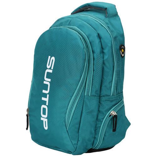 Nylon polyester Solid Suntop Neo 3 Reflector Laptop Backpack (Sea Green) 1946df075fc40