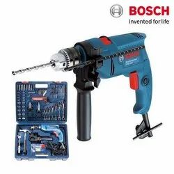 Bosch Impact Drill GSB 550 (XL Kit), Model Name/Number: Gsb 550 Professional, Warranty: 1 year