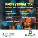 1 Day Online Professional Tax Registration / Enrollment, In Pan India