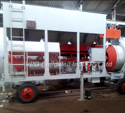 VPG Buildwell Automatic Mobile Batching Plant