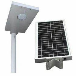Integrated Solar LED Street Light 12W