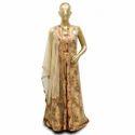INDOWESTERN DRESS WITH DUPATTA PARTY WEAR FESTIVE WEAR