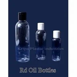 Plastic Shampoo & Hair Oil Bottles