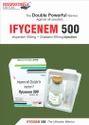 Imipenum 500mg Cilastatin 500mg Injuction
