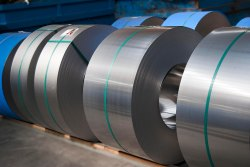 TATA Mild Steel Hot Rolled Coil, Thickness: 0.30-3mm