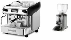 Expobar Espresso Coffee Machine With Grinder
