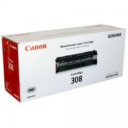 Canon  308 Monochrome Toner Cartridge