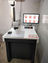 Gold Tool Fiber Laser Marking Machine JEWELLERY Fiber Laser Marking Machine