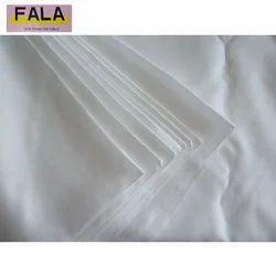 White Habotai Silk Fabric