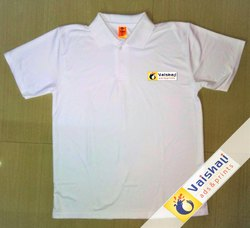 Printed Men Promotional T Shirt (Dry Fit)
