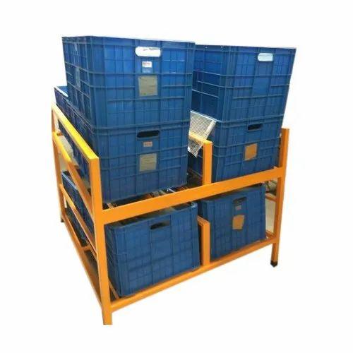 Mild Steel Storage Racks