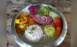 Ayurvedic Vegetarian Diet