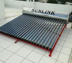 Wall Mounted Solar Water Heater