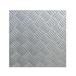 Stainless Steel 304 Chequered Sheets
