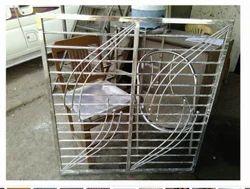 Designer Iron Window Grill