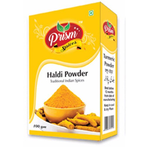 Prism Haldi Powder, Packaging Type: Pouch