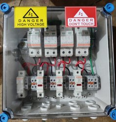 4 in 4 Out with 4 SPD(600V), Automation Grade: Manual, IP Rating: IP65