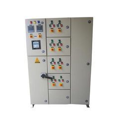 220 Three Phase PLC Control Panels, For Electrical Industry