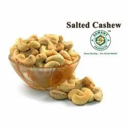 Salted Roasted Cashew Nut, Packaging Type: Available in Vacuum Bag, PP Bag, Packaging Size: Available in 1-10 kg