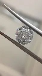 Lab Certified 1 Carat 1/j Vs1 Clarity CVD Diamond