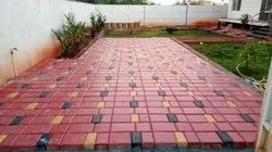Concrete Outdoor Paving Blocks