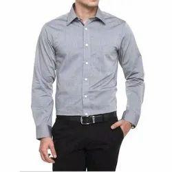 Plain Mens Cotton Formal Dress, Packaging Type: Packet