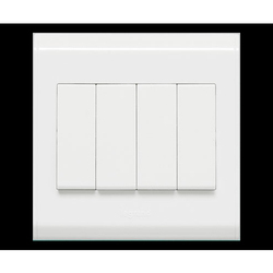 Anchor White Designer Electric Switch
