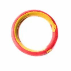 Canna Pet Rubber O Ring Toy, Packaging Type: Packet