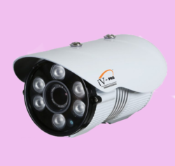 OUTDOOR  IP CCTV CAMERA - IP - POE -  4 MP