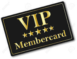 Membership Card, Pvc Cards   Infinize Card Technology Private Limited,  Bengaluru | ID: 16544559897