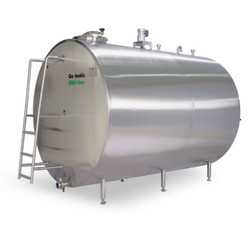 Close Horizontal Cooling Tank