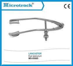 Lancaster Eye Speculum - Ophthalmic Surgical Instruments