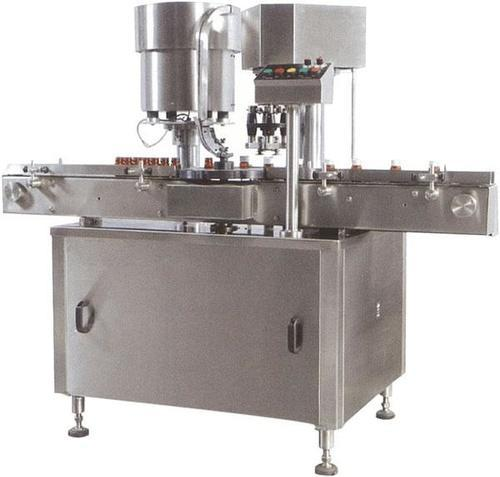 Bottle Cap Sealing Machine