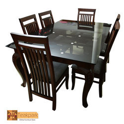 new style cd356 91548 Volga Rosewood Dining Set