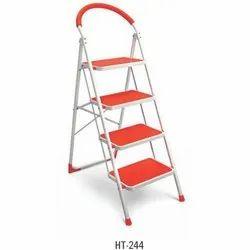 Orange Aluminum Ladder