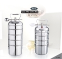Steel Traveling Tiffin