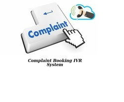 Complaint Booking IVR System