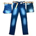 Boys Own Wrinkle Denim Jeans
