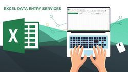Excel Data Entry Services