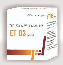 ET D3 Sachet