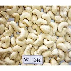Thakur Cashews Natural Wholes W240 Cashew Nuts, Pack Size: 200 Gm, Packet