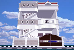 Teacher Colony Residential Building Project