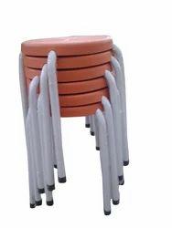 Stackable Stools - Dark Beige  (10 Pcs.)