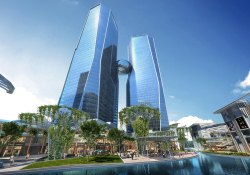 Office Commercial Project In Noida - Mapush Group