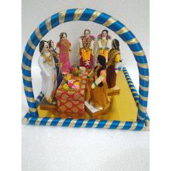 Varaverpu Wedding Doll