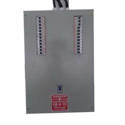 Mild Steel Three Phase Electrical Power Distribution Box