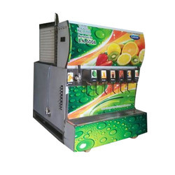 6 Plus 2 Fountain Soda Machine